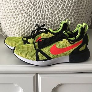 Nike Neon Road Running Shoes